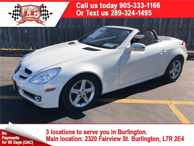 2009 Mercedes-Benz SLK-Class Base (Stk: 46746) in Burlington - Image 1 of 25