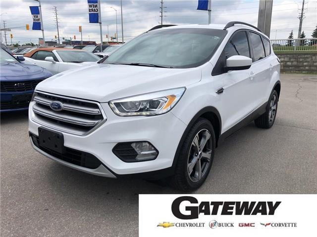 2017 Ford Escape SE|POWER OPTIONS|BLUETOOTH|ALLOYS| (Stk: PW18293) in BRAMPTON - Image 1 of 17