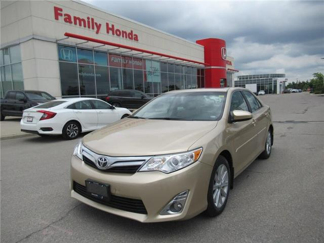 2012 Toyota Camry XLE V6 (Stk: 9121164A) in Brampton - Image 1 of 26
