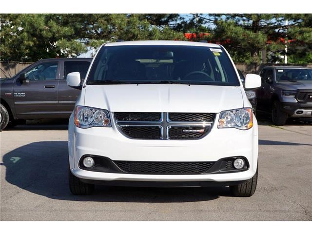 2019 Dodge Grand Caravan SXT PREMIUM PLUS| NAV| DVD| REAR PARK ASSIST (Stk: K377L) in Burlington - Image 2 of 49