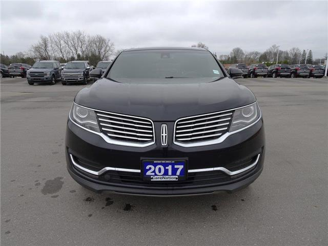 2017 Lincoln MKX Reserve | 335 HP 2.7L | NAV | PANOROOF (Stk: P5071) in Brantford - Image 2 of 44