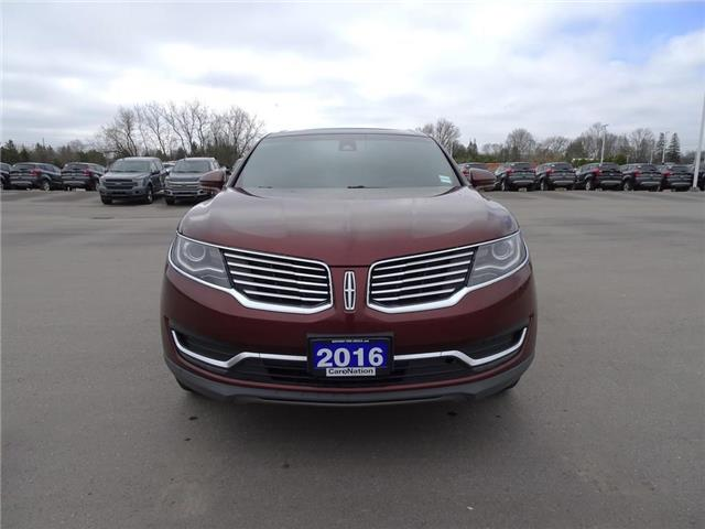 2016 Lincoln MKX Select | NAV | HTD PWR LEATHER | PANO ROOF | (Stk: P5115) in Brantford - Image 2 of 46