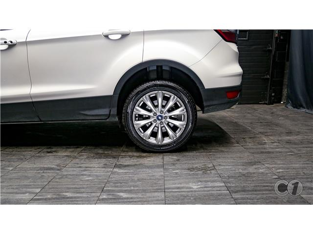 2018 Ford Escape Titanium (Stk: CT19-251) in Kingston - Image 9 of 35