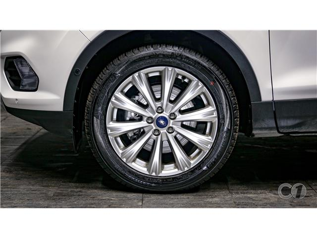 2018 Ford Escape Titanium (Stk: CT19-251) in Kingston - Image 10 of 35