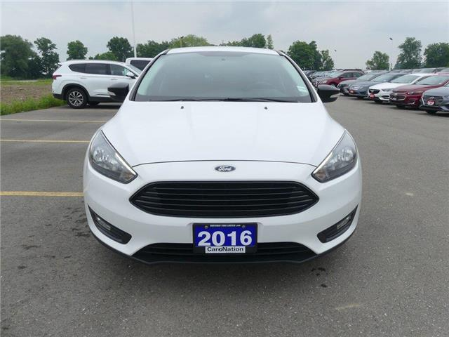 2016 Ford Focus SE | KEYLESS ENTRY | BACKUP CAM | BLACK PKG | (Stk: P5189) in Brantford - Image 2 of 36