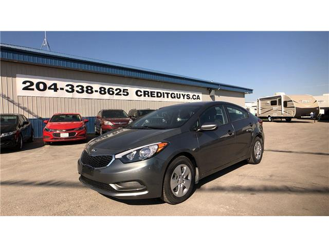 2016 Kia Forte 1.8L LX (Stk: I7601) in Winnipeg - Image 1 of 22
