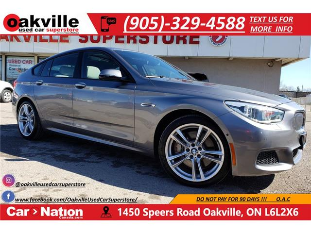 2014 BMW 550I xDrive | M PKG | PANO ROOF | DUAL DVDS | RARE (Stk: P11934) in Oakville - Image 1 of 26