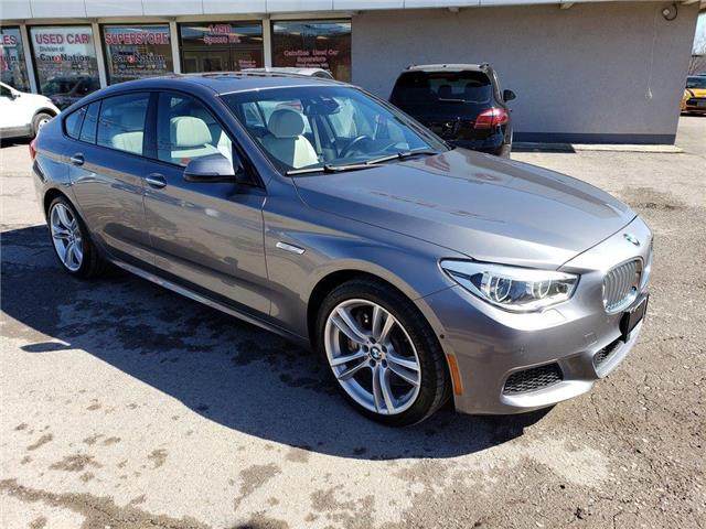 2014 BMW 550I xDrive | M PKG | PANO ROOF | DUAL DVDS | RARE (Stk: P11934) in Oakville - Image 2 of 26