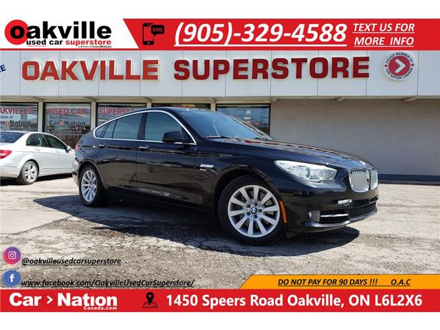 2010 BMW 550 Gran Turismo xDrive | NAV | PANO ROOF | LED LIGHTS | 400HP (Stk: P12006A) in Oakville - Image 1 of 27