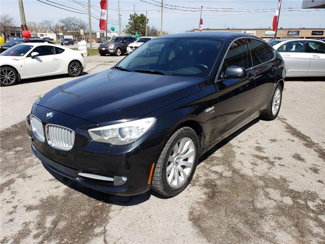 2010 BMW 550 Gran Turismo xDrive | NAV | PANO ROOF | LED LIGHTS | 400HP (Stk: P12006A) in Oakville - Image 2 of 27
