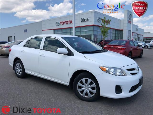 2013 Toyota Corolla  (Stk: D191163A) in Mississauga - Image 1 of 15