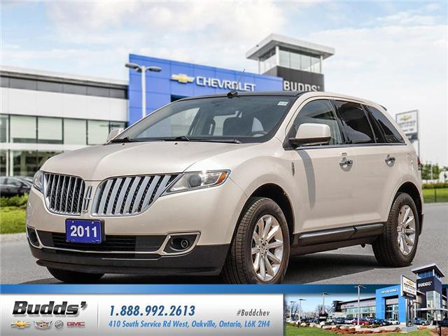 2011 Lincoln MKX Base (Stk: XT7156LA) in Oakville - Image 1 of 25