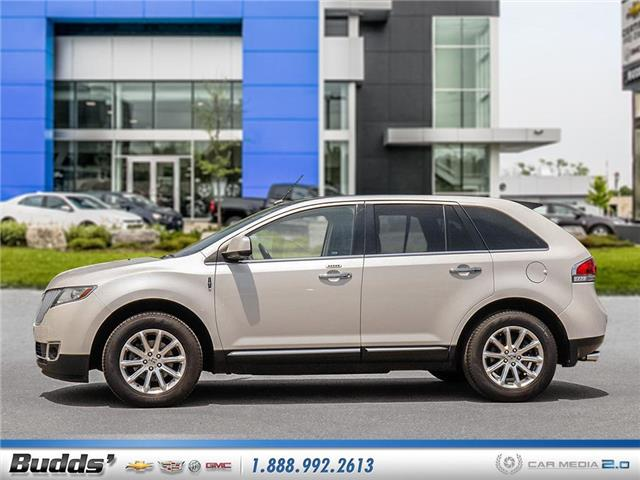 2011 Lincoln MKX Base (Stk: XT7156LA) in Oakville - Image 2 of 25