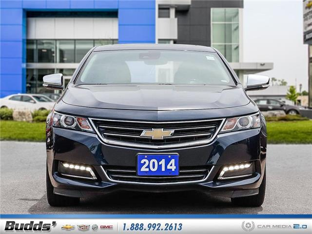 2014 Chevrolet Impala 2LZ (Stk: BZ9007A) in Oakville - Image 2 of 25