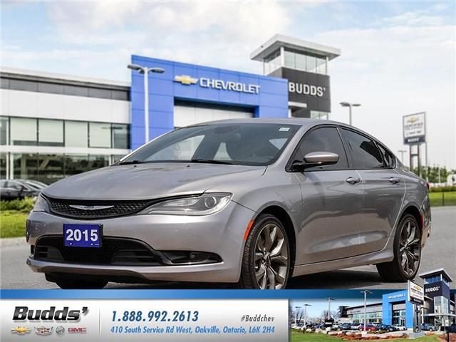 2015 Chrysler 200 S (Stk: XT7109T) in Oakville - Image 1 of 25
