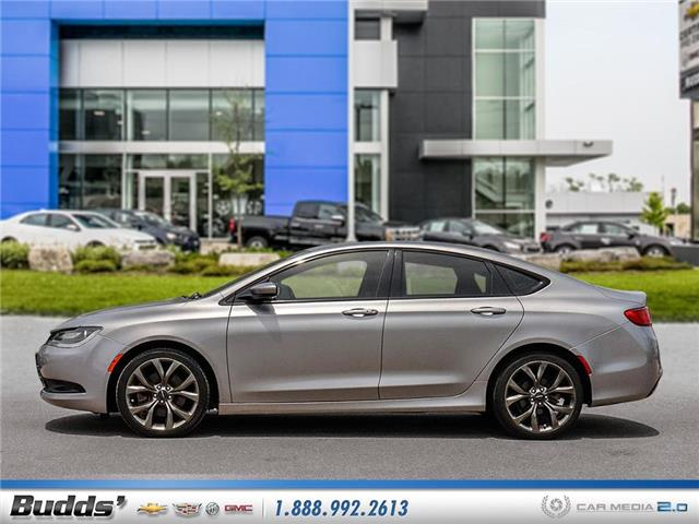 2015 Chrysler 200 S (Stk: XT7109T) in Oakville - Image 2 of 25