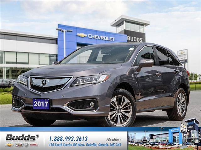 2017 Acura RDX Elite (Stk: XT9173PA) in Oakville - Image 1 of 25