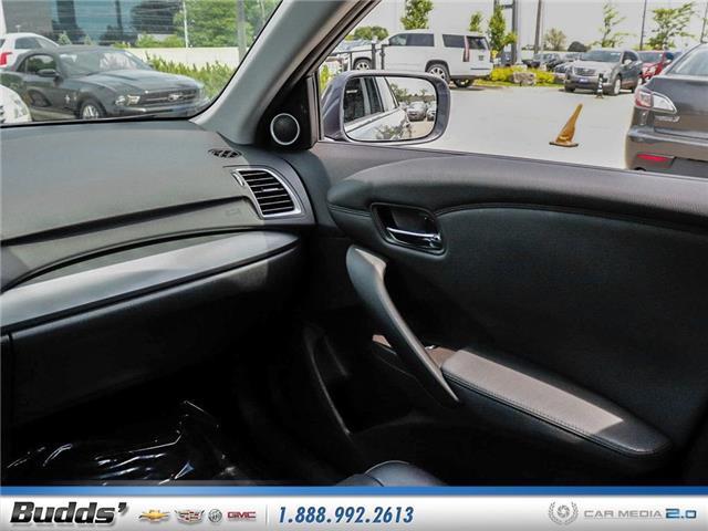 2017 Acura RDX Elite (Stk: XT9173PA) in Oakville - Image 11 of 25