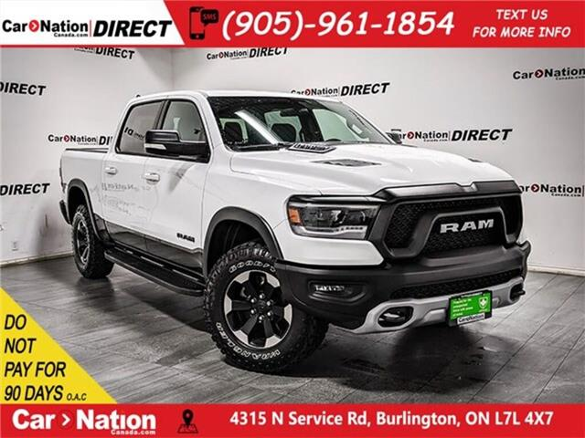 2019 RAM 1500  (Stk: 1C6SRF) in Burlington - Image 1 of 37