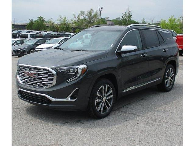 2019 GMC Terrain Denali (Stk: 19632) in Peterborough - Image 1 of 3