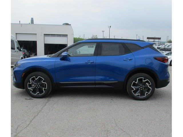 2019 Chevrolet Blazer RS (Stk: 19631) in Peterborough - Image 2 of 3