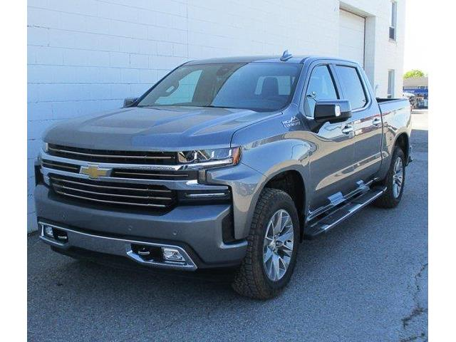 2019 Chevrolet Silverado 1500 High Country (Stk: 19634) in Peterborough - Image 1 of 3