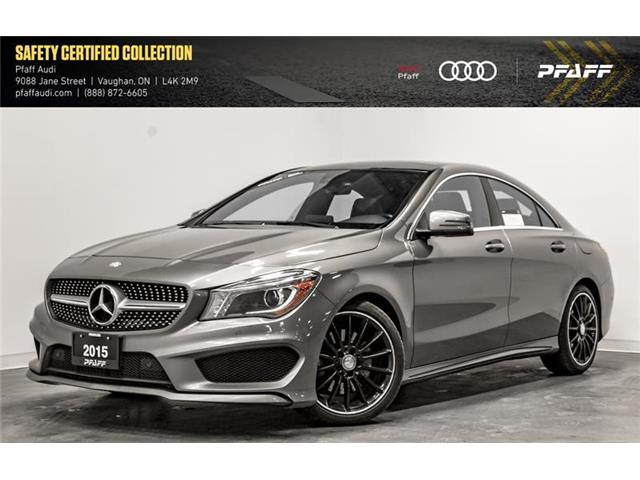 2015 Mercedes-Benz CLA-Class Base (Stk: C6725A) in Vaughan - Image 1 of 22