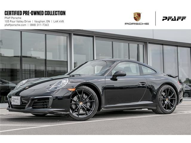 2017 Porsche 911 Carrera Coupe (991) w/ PDK (Stk: U7953) in Vaughan - Image 1 of 21