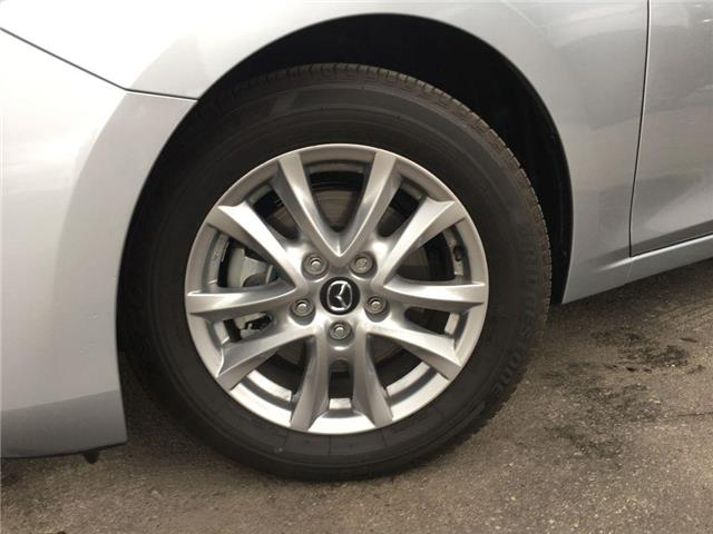 2018 Mazda Mazda3 GS NAVI, SUNROOF, ALLOY, FOG, TINT, BACK CAM, PUSH (Stk: 44215B) in Brampton - Image 2 of 26