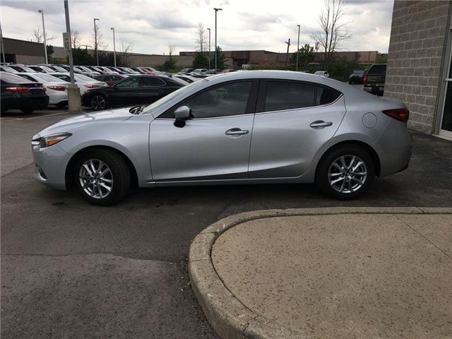 2018 Mazda Mazda3 GS SUNROOF, ALLOY, FOG, TINT, BACK CAM, PUSH BUTTO (Stk: 44215B) in Brampton - Image 8 of 26