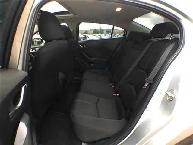 2018 Mazda Mazda3 GS SUNROOF, ALLOY, FOG, TINT, BACK CAM, PUSH BUTTO (Stk: 44215B) in Brampton - Image 10 of 26