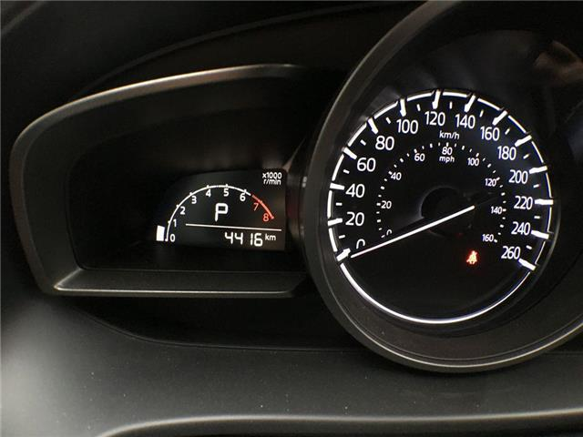 2018 Mazda Mazda3 GS SUNROOF, ALLOY, FOG, TINT, BACK CAM, PUSH BUTTO (Stk: 44215B) in Brampton - Image 12 of 26