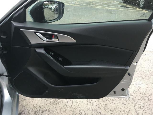 2018 Mazda Mazda3 GS SUNROOF, ALLOY, FOG, TINT, BACK CAM, PUSH BUTTO (Stk: 44215B) in Brampton - Image 22 of 26