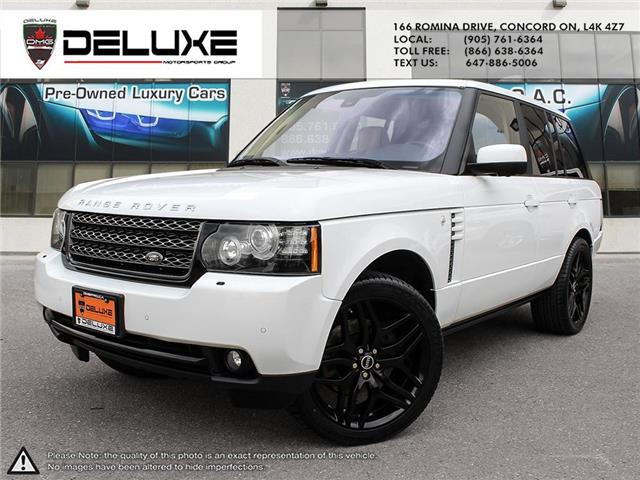 2012 Land Rover Range Rover HSE (Stk: D0602) in Concord - Image 1 of 24