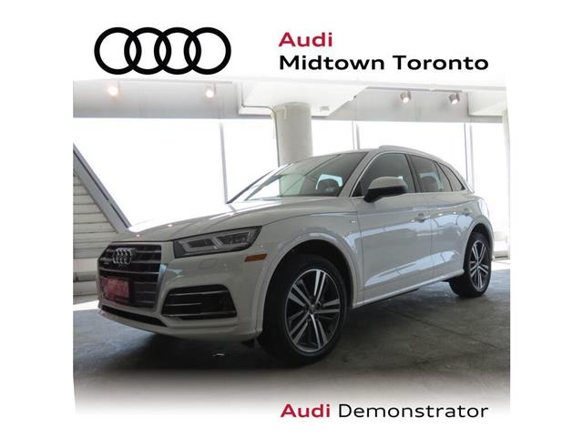 2019 Audi Q5 45 Technik (Stk: DAU6732) in Toronto - Image 1 of 30