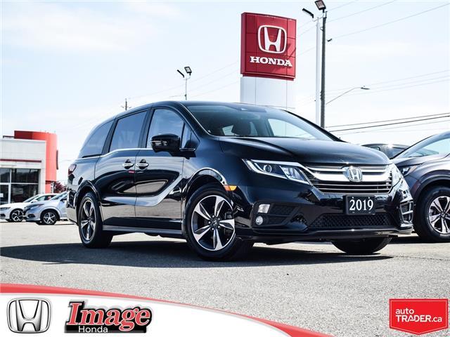 2019 Honda Odyssey EX (Stk: OE4299A) in Hamilton - Image 1 of 19