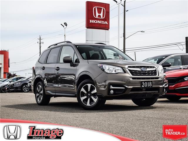 2018 Subaru Forester  (Stk: R010) in Hamilton - Image 1 of 19
