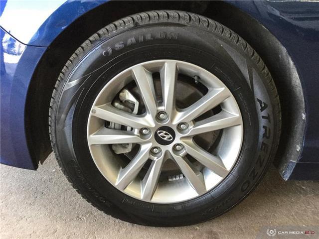 2017 Hyundai Sonata GL (Stk: B2043) in Prince Albert - Image 6 of 25