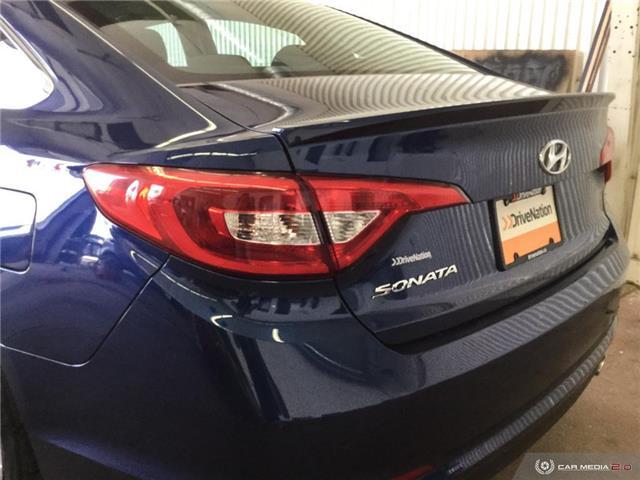 2017 Hyundai Sonata GL (Stk: B2043) in Prince Albert - Image 11 of 25