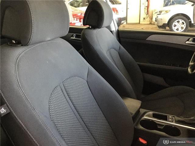 2017 Hyundai Sonata GL (Stk: B2043) in Prince Albert - Image 22 of 25