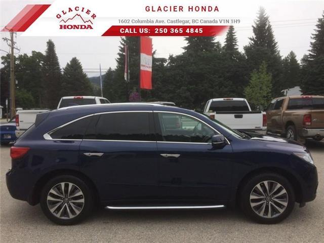2015 Acura MDX Technology Package (Stk: 9-1449-0) in Castlegar - Image 1 of 28