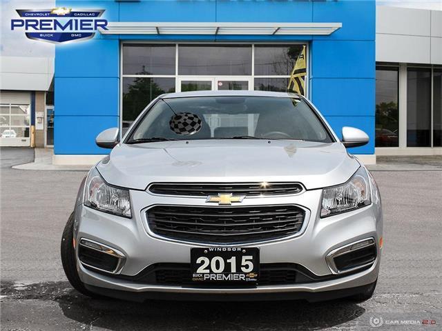 2015 Chevrolet Cruze 1LT (Stk: P19155) in Windsor - Image 2 of 27