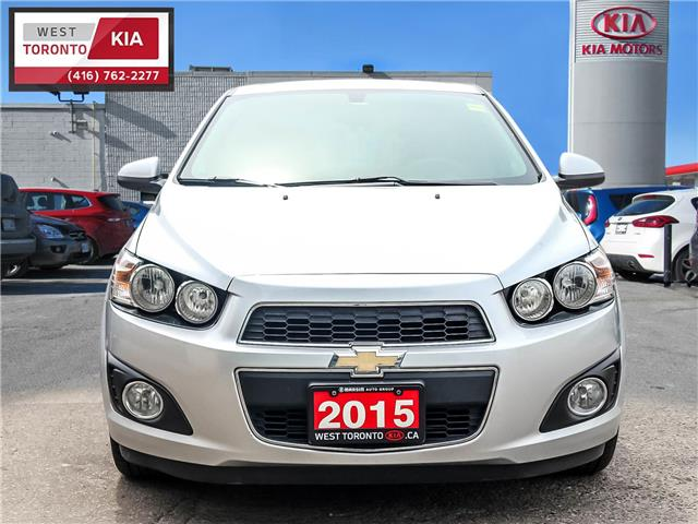 2015 Chevrolet Sonic LT Auto (Stk: P477A) in Toronto - Image 2 of 21