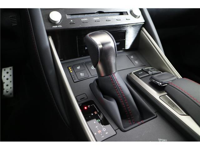 2019 Lexus IS 350 Base (Stk: 297368) in Markham - Image 18 of 26