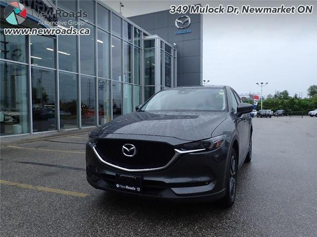 2018 Mazda CX-5 GT (Stk: 14221) in Newmarket - Image 1 of 30