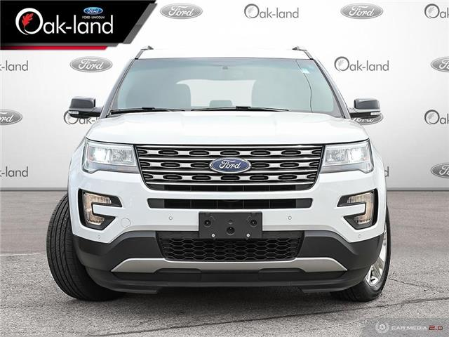 2016 Ford Explorer XLT (Stk: 9G031A) in Oakville - Image 2 of 28