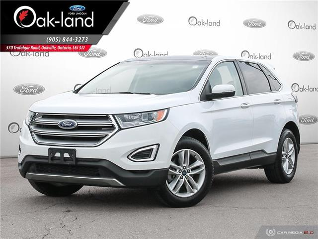 2016 Ford Edge SEL (Stk: 9D032A) in Oakville - Image 1 of 27