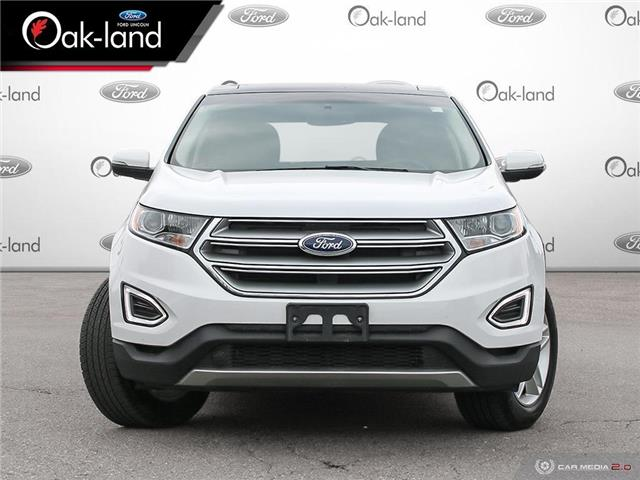 2016 Ford Edge SEL (Stk: 9D032A) in Oakville - Image 2 of 27
