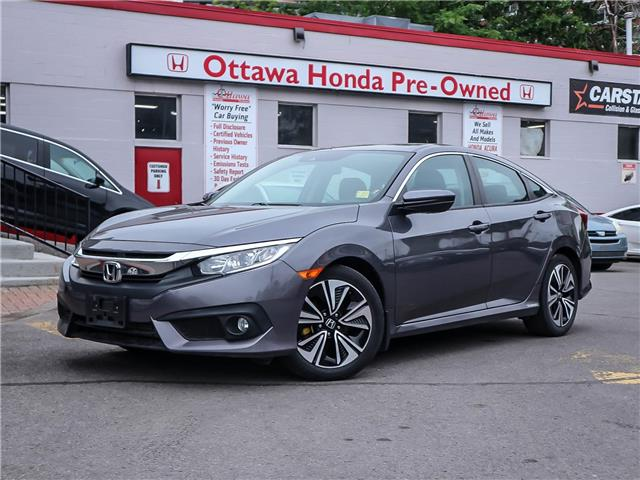 2016 Honda Civic EX-T (Stk: H7423-0) in Ottawa - Image 1 of 24