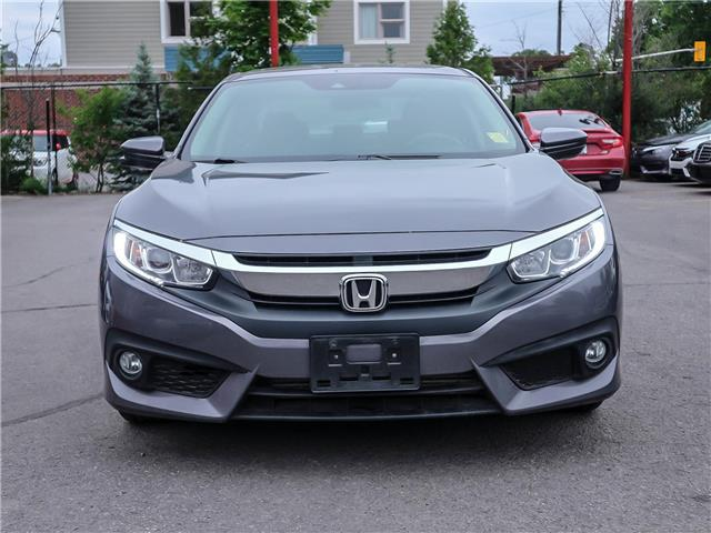 2016 Honda Civic EX-T (Stk: H7423-0) in Ottawa - Image 2 of 24